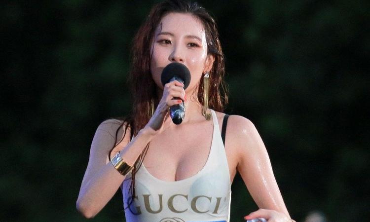 Cuatro artistas coreanos que han sido criticadas por supuesto implante de pechos