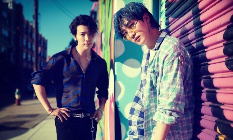 Donghae y Eunhyuk de Super Junior