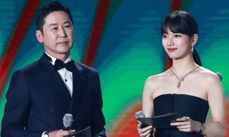 Shin Dong Yup y Suzy