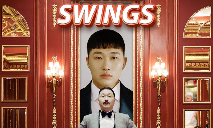 El rapero Swings se une a la agencia de PSY, P NATION