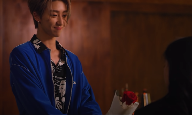 The8 de SEVENTEEN es rechazado por una chica en el vídeo teaser de 'Side by Side'