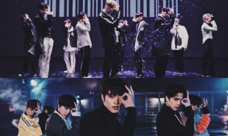 Escenas de MV No Air de The Boyz