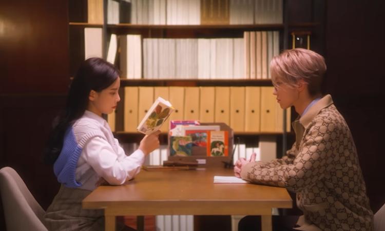 The8 de SEVENTEEN comparte nuevo vídeo teaser para 'Side By Side'