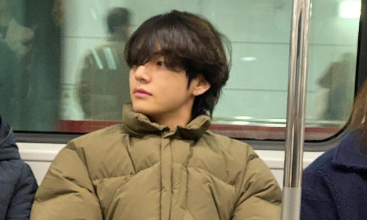 ARMY cuenta su experiencia al conocer a V de BTS en el metro