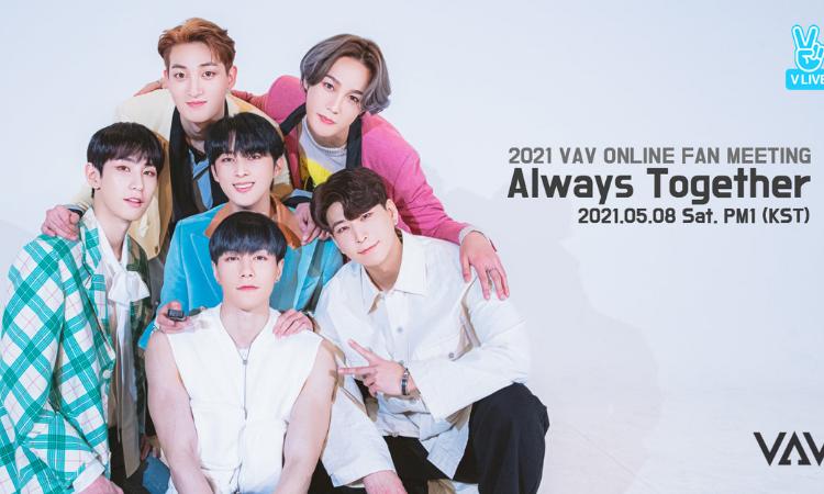 VAV anuncia su reunión de fans 'Always Together' antes del alistamiento de ACE