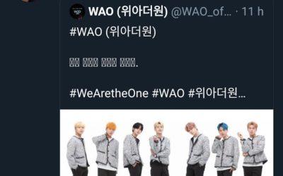 Odio de los netizens hacia el grupo WAO provoca la suspensión de su cuenta de Twitter