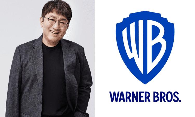 A Warner Bros. poderia investir uma quantia significativa na HYBE Corporation