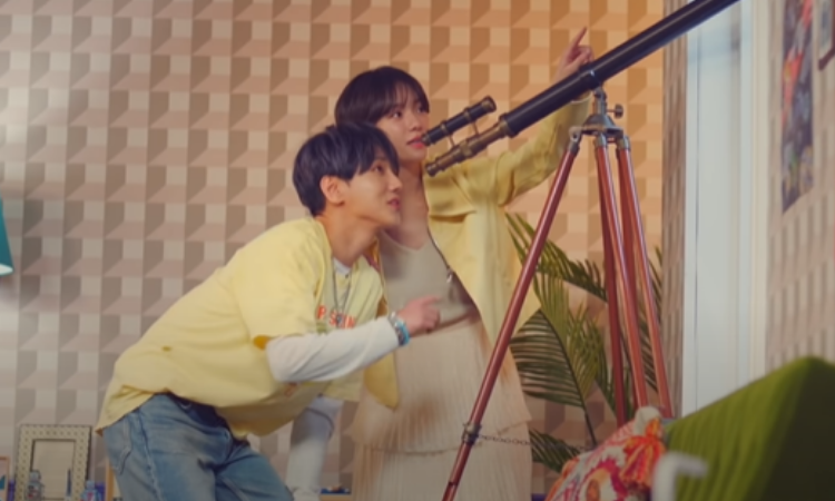 Yesung de Super Junior lanza un romántico vídeo teaser para 'Beautiful Night'