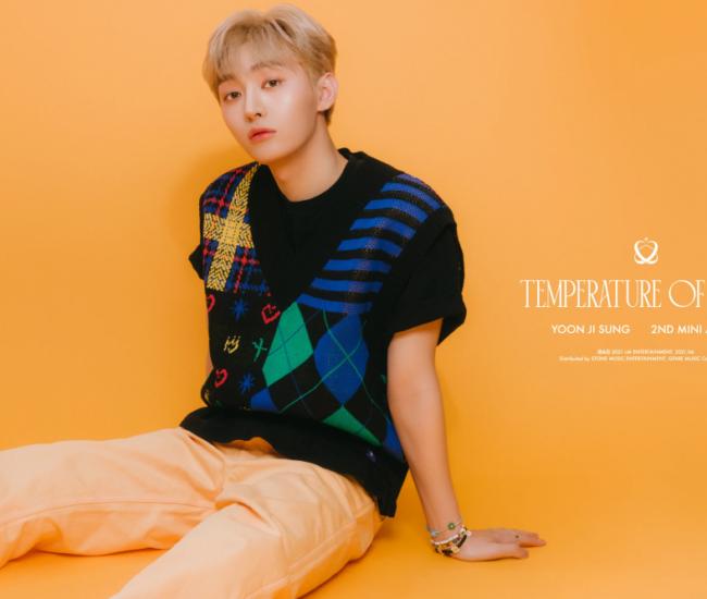 Yoon Ji Sung presenta fotos y vídeos conceptuales para 'Temperature of Love'