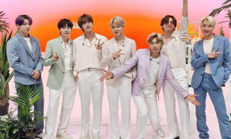 BTS abre el 'Summer Concert Series 2021' de GMA con presentaciones de 'Butter' y 'Dynamite'