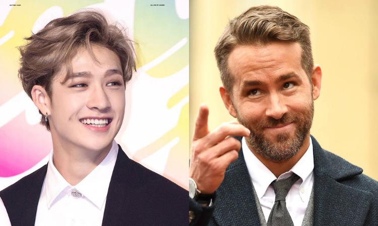 Ryan Reynolds promete enviar un regalo especial a Bang Chan de Stray Kids