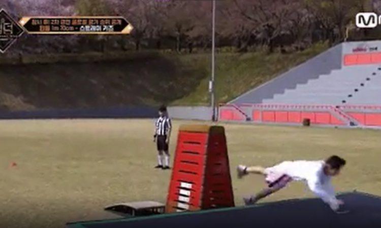 I.N de Stray Kids comparte su trauma de por qué no puede saltar