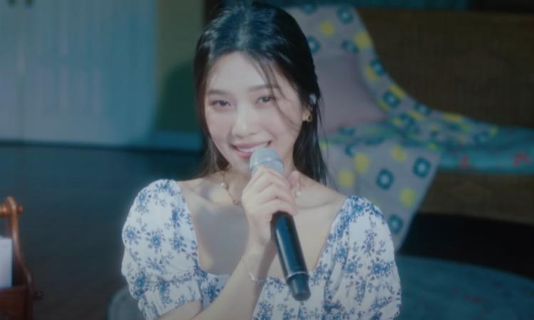 Joy de Red Velvet presenta un carismático vídeo musical en en vivo para 'Je T'aime'