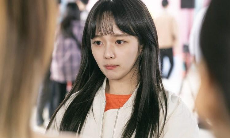 Jung Ji So en pánico ante Jiyeon de T-ara en