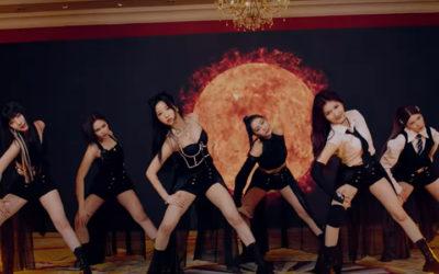Bling Bling deslumbra en blanco y negro en el MV de actuación de 'Oh MAMA'