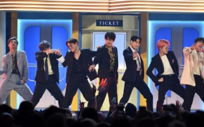 BTS se presentara en 'The One Show' de la BBC