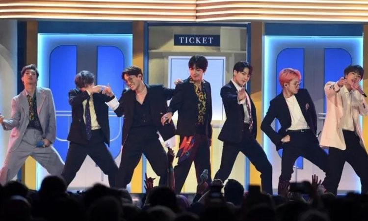 BTS se presentara en 'The One Show' de la BBC