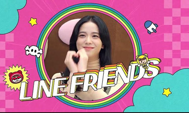 Jisoo de BLACKPINK hace su debut como actriz de voz para LINE FRIENDS KartRider Rush