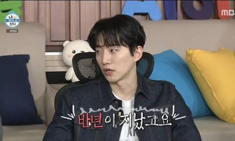 Junho de 2PM revela su secreto para perder 35 libras