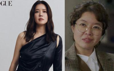 """La dualidad de la actriz de """"Vincenzo"""" Kim Yeo Jin sorprende a los fans con su sesión de fotos de Vogue"""