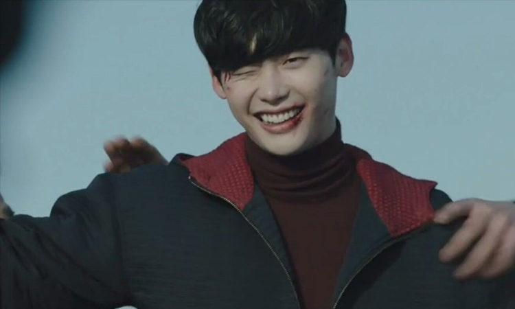 Lee Jong Suk comparte el detalle detrás de la sonrisa en su personaje de V.I.P
