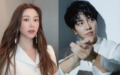 Fan de Lee Seung Gi protesta por su relación con la actriz Lee Da In
