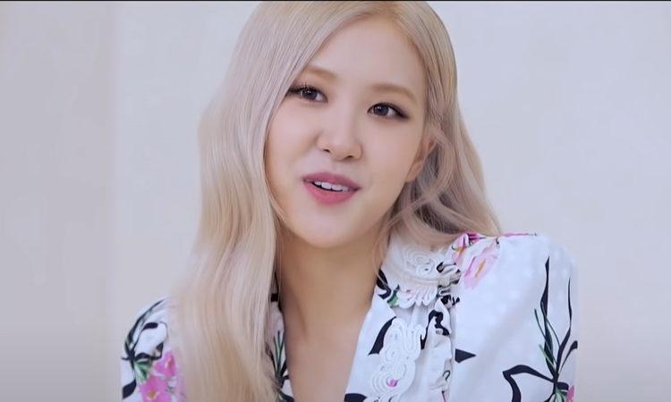 Rosé de BLACKPINK ama tanto al personal de YG Entertainment que les dio los regalos más conmovedores