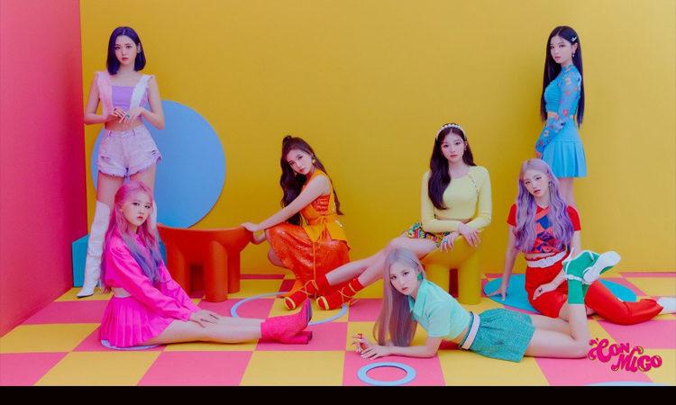 TRI.BE muestra su lado colorido con sus fotos para su primer comeback Conmigo