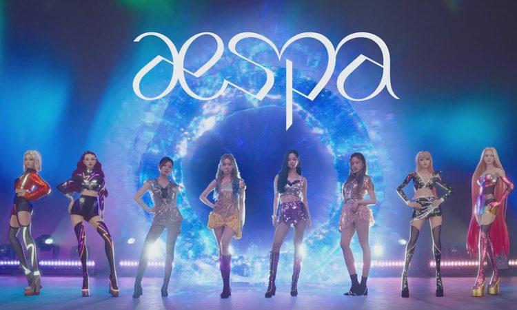 aespa vuelve a enfatizar que son un grupo de chicas de 8 miembros