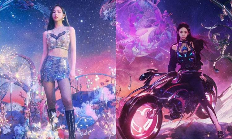 Netizen dicen que Karina de aespa parece un personaje de juego luego de comprar todos los artículos