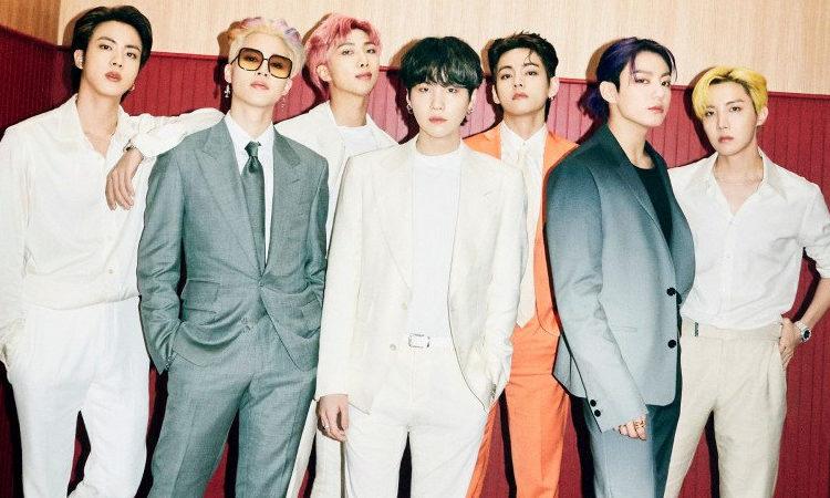 BTS nos sorprende con su increíble visual en su foto grupal para BUTTER