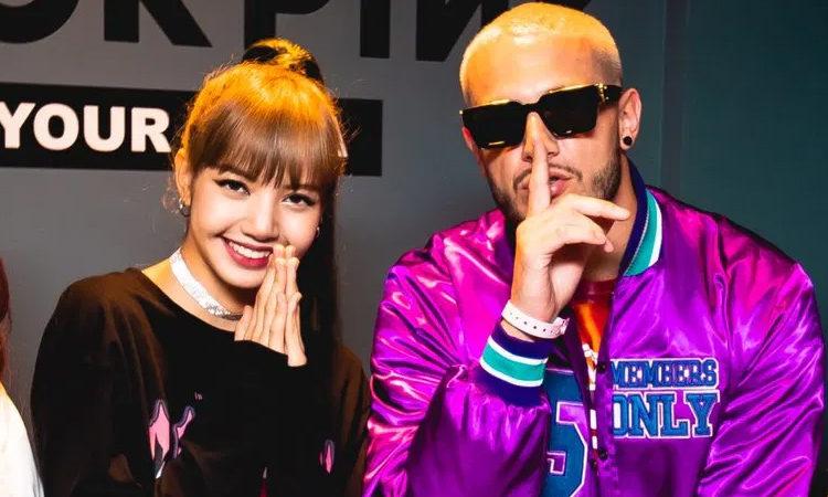 DJ Snake lanza un fragmento de la nueva canción en colaboración con Lisa de BLACKPINK