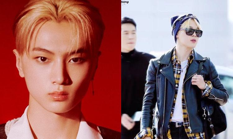 Jay de ENHYPEN revela por qué Jimin de BTS es su inspiración de moda