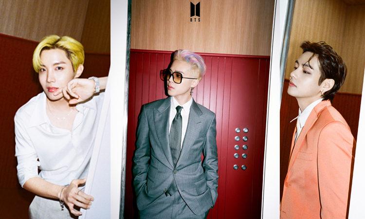 J-Hope, V y Jimin conquistan a ARMY en sus foto individuales para BUTTER