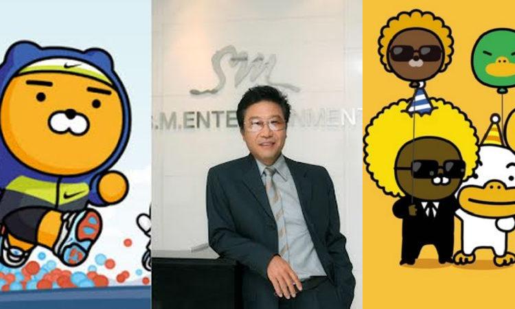 Kakao y Naver compiten por la adquisición de las acciones de SM Entertainment