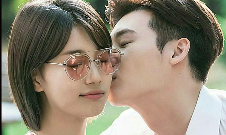 Lee Jong Suk confessa como ele realmente se apaixonou por Suzy