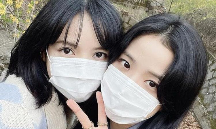 Jisoo y Lisa de BLACKPINK tienen una cita en secreto