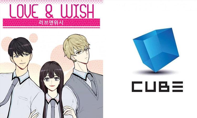 Cube Entertainment producirá un dorama basado en un webtoon sobre el acoso escolar