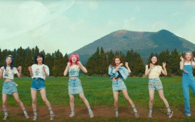 Oh My Girl nos llena de muchas energías en su MV Dun Dun Dance