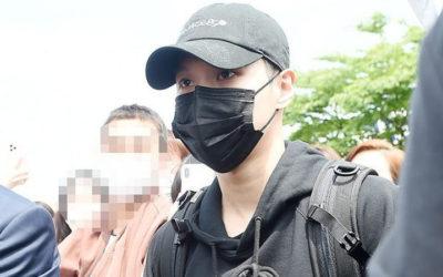 Taemin do SHINee vai fazer seu serviço militar e eles descobrem seu local de alistamento.