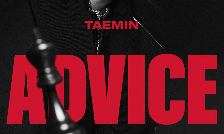 Taemin anuncia la fecha de lanzamiento de 'Advice', su último álbum en solitario antes de enlistarse