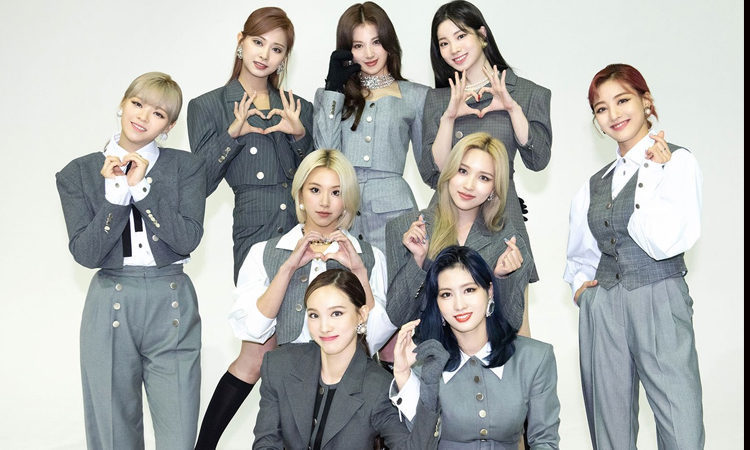 TWICE para voltar com seu mini-álbum Taste of Love