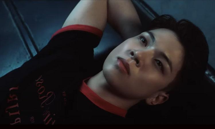 Yoo Hwe Seung de N.Flying mira las hermosas estrellas en su teaser de Moonshot