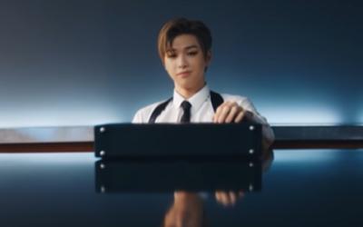Kang Daniel es un agente secreto en el vídeo teaser de 'Outerspace' ft. Loco