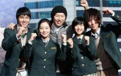 Diviértete viendo a Lee Min Ho en la película 'Our School E.T'