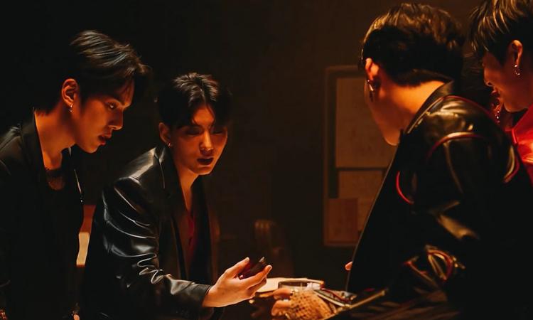 MONSTA X planea algo grande en el vídeo teaser de 'GAMBLER'