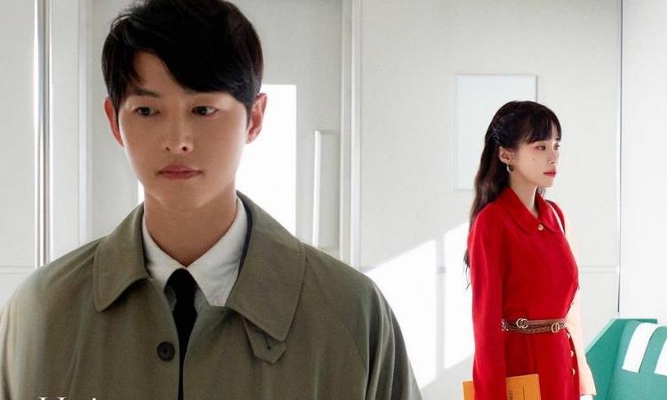 Song Joong Ki cautiva nuestros corazones en el vídeo teaser para 'Happen' de Heize