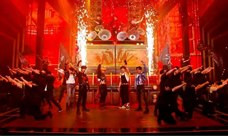 Stray Kids realiza un poderoso cover de 'DDU-DU DDU-DU' de BLACKPINK en Kingdom