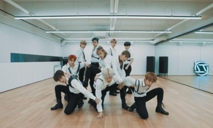 TO1 MV Dance Practice de Son of Beast