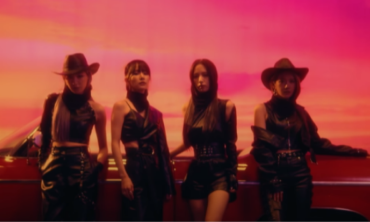 WJSN The Black de Cosmic Girls debuta con el MV de 'Easy'